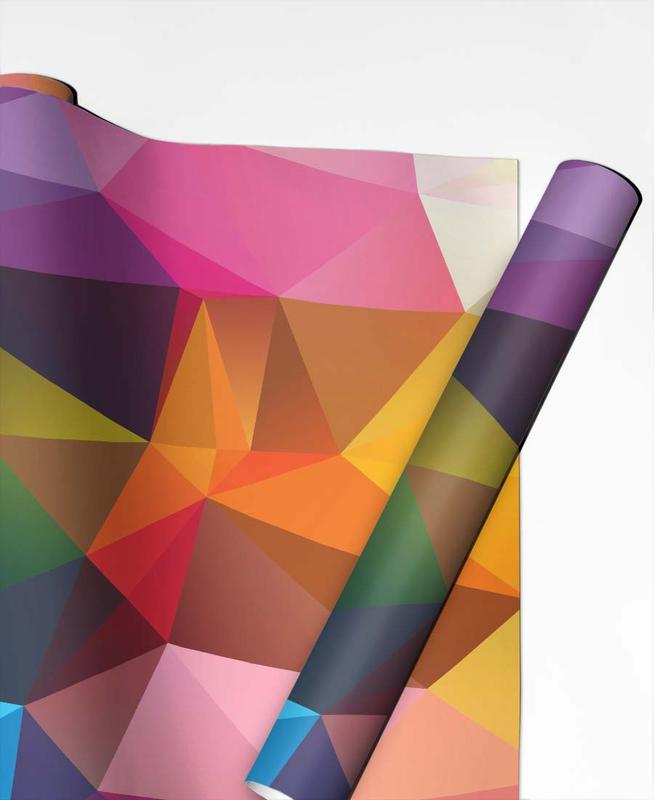 Patterns, Geometric View Gift Wrap