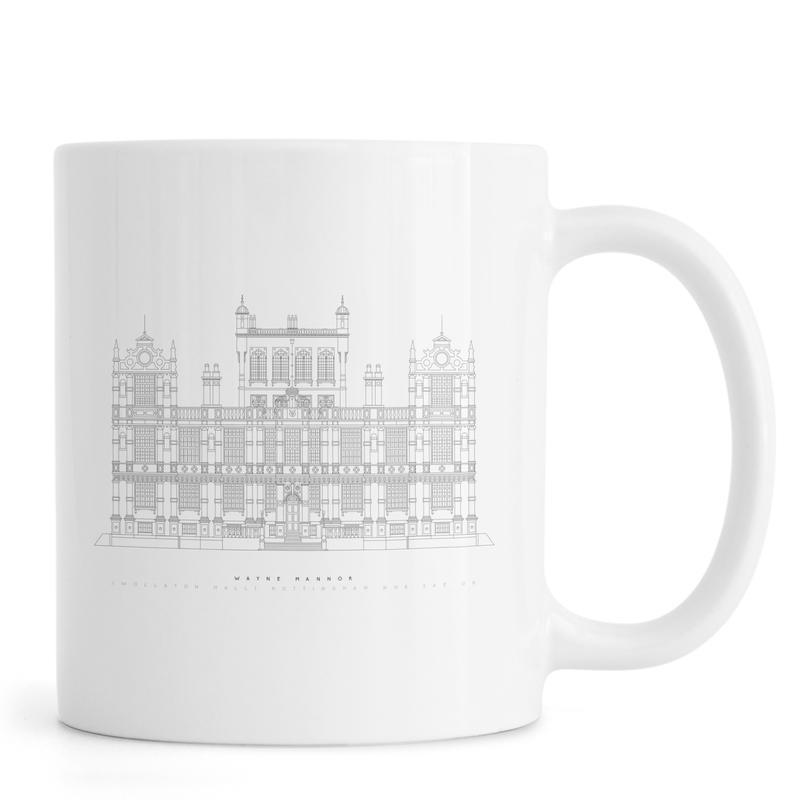 Wayne Manor Mug