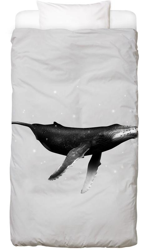 Black & White, Nursery & Art for Kids, Whales, Whale Kids' Bedding