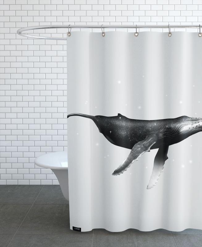 Whale -Duschvorhang