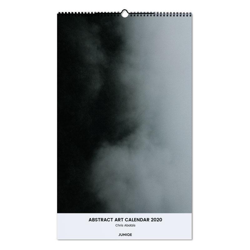 Abstract Art Calendar 2020 - Chris Abatzis Wall Calendar