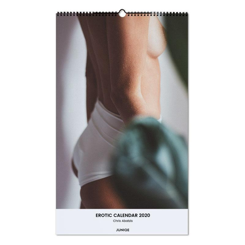 Erotic Calendar 2020 - Chris Abatzis Wall Calendar