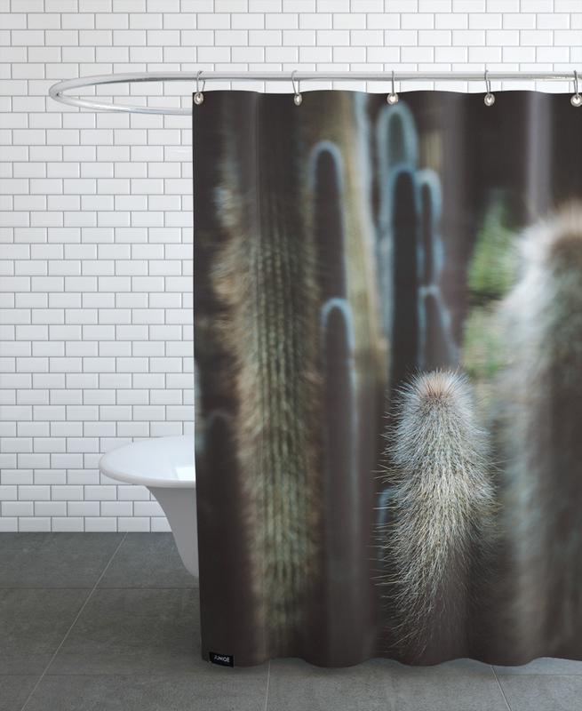 Palms-0640 rideau de douche