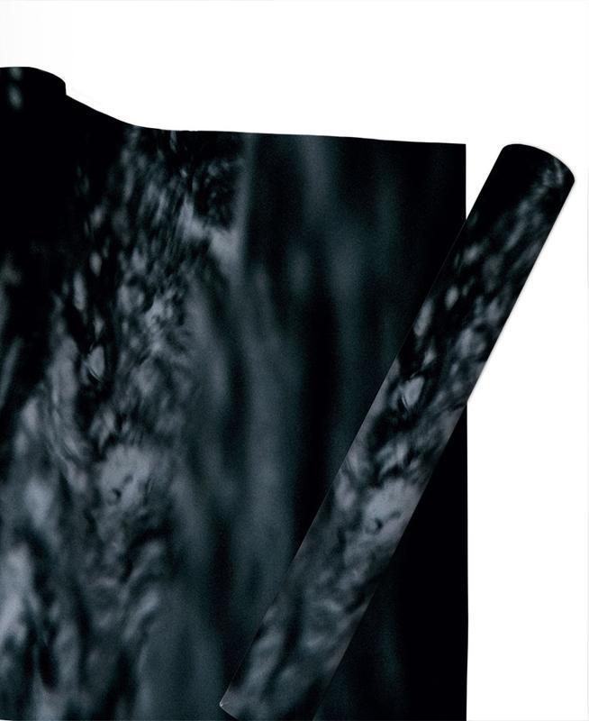 Black & White, Ocean, Lake & Seascape, Water Pattern 4 Gift Wrap