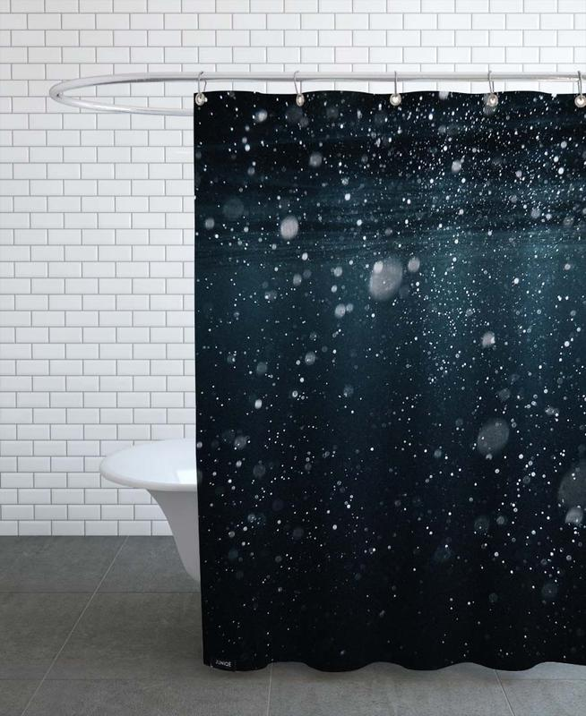 Water Pattern 5 -Duschvorhang