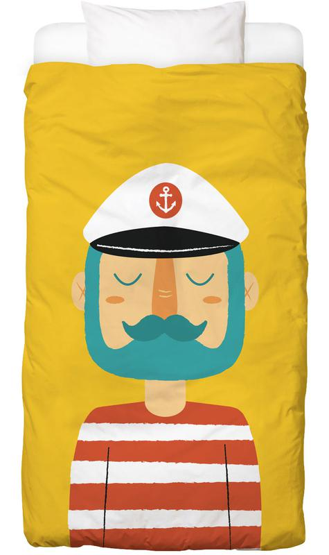 Ahoy Sailor Kids' Bedding