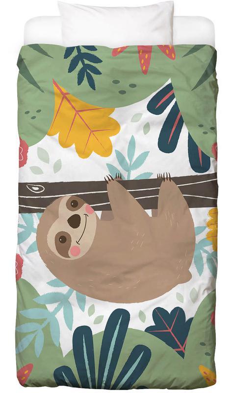 Sloth Kids' Bedding