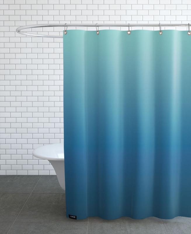 Deep Sea Dive Shower Curtain