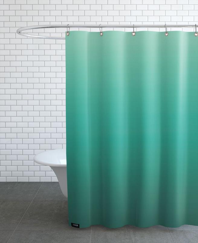 Emerald City -Duschvorhang