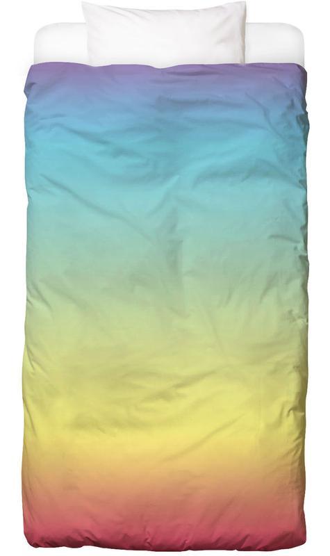 My Rainbow -Kinderbettwäsche