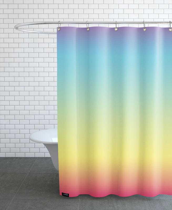 My Rainbow Shower Curtain