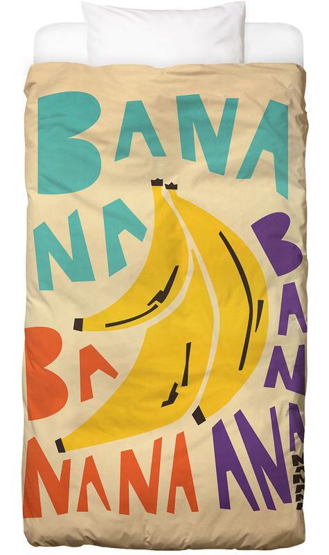 Bananes, Bana Banana Linge de lit