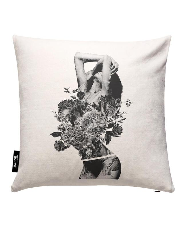 Be Slowly Cushion Cover