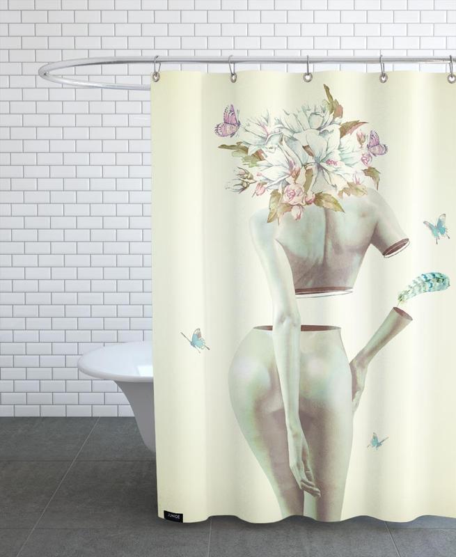 Nus, In Control rideau de douche