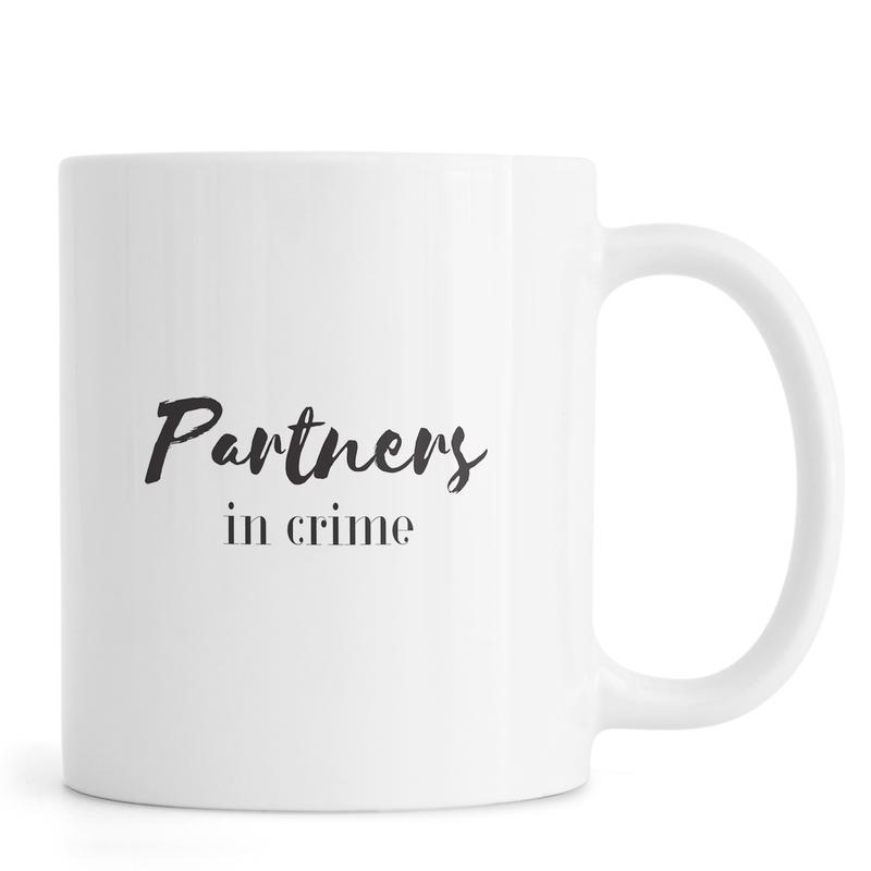 Partners -Tasse