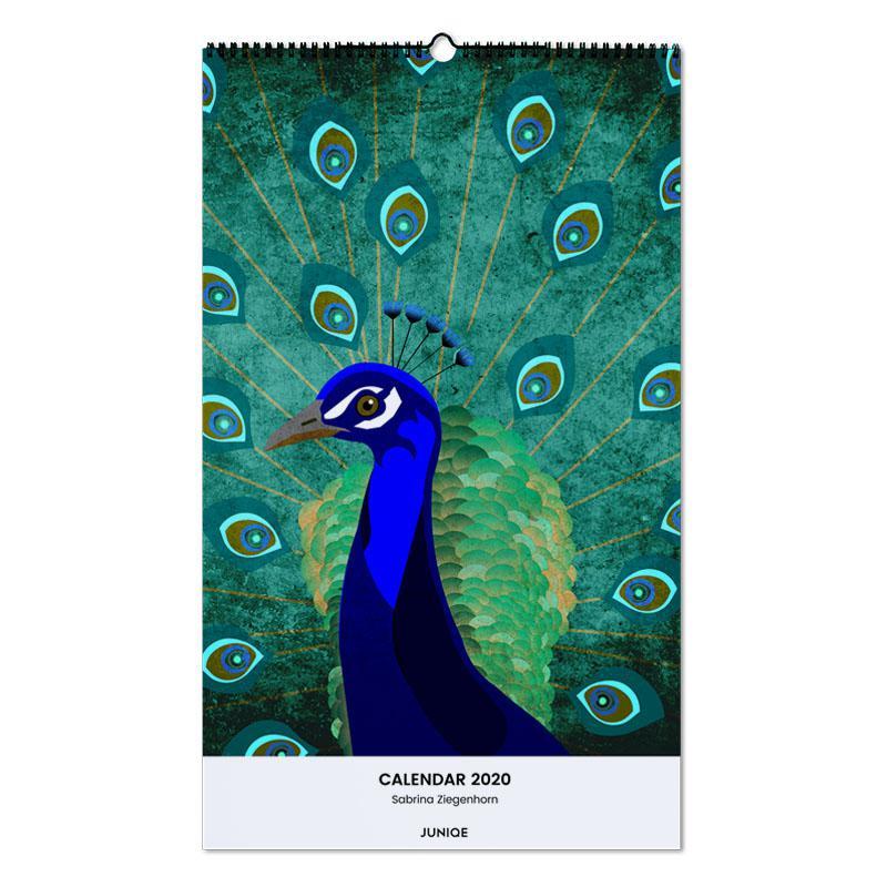 Wall Calendar 2020 - Sabrina Ziegenhorn Wall Calendar