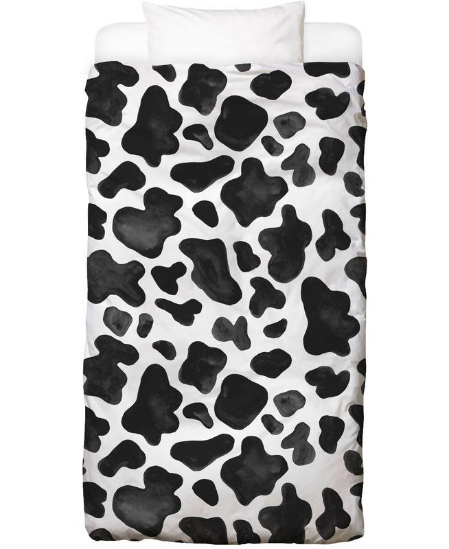 Kühe, Cow -Kinderbettwäsche