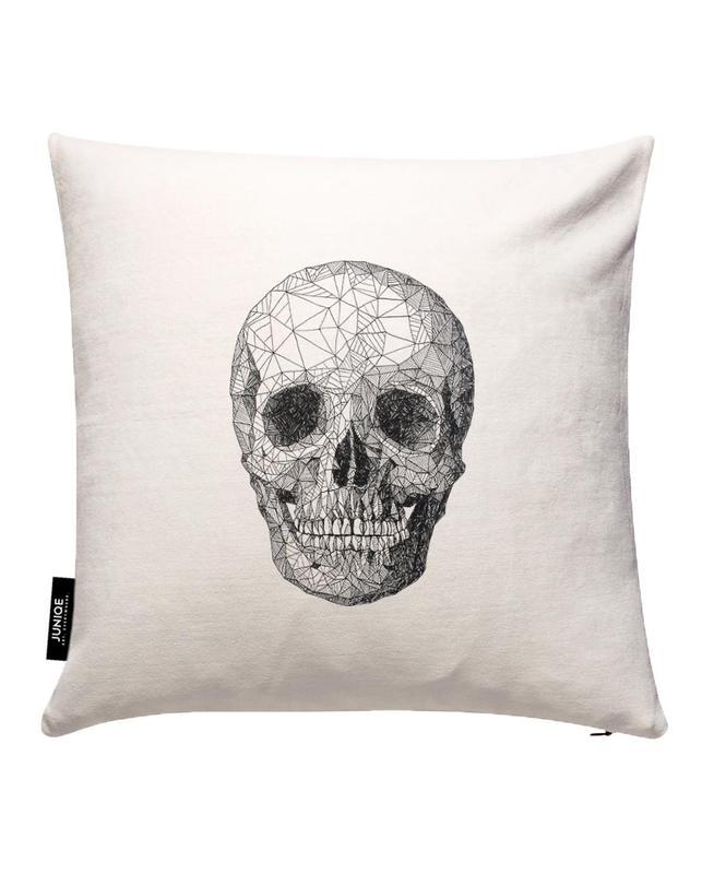 Skull Cushion Cover