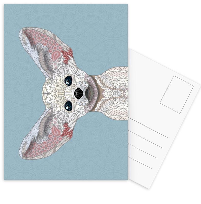 Renards, Fennec Fox cartes postales