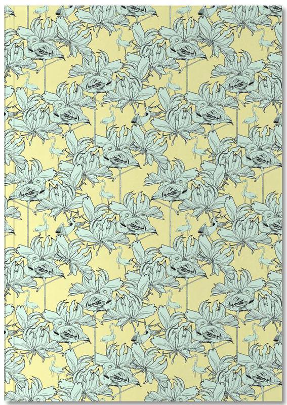 Muster, Flamingos, Ragno Modulo 2 Notebook