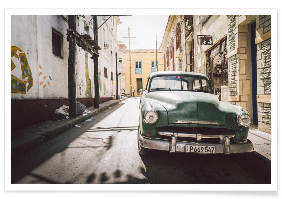 Classic Cuban Ride affiche