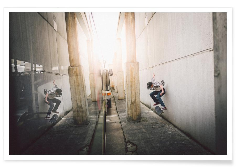 Skate, Off the Streets affiche
