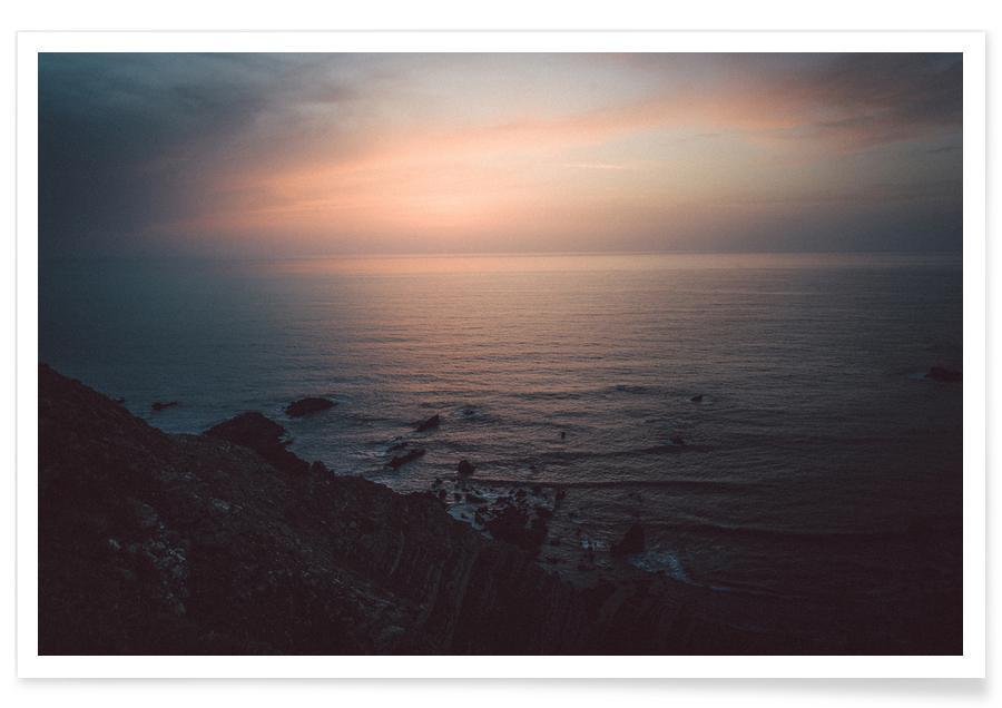 Taste of Sea Sunset poster