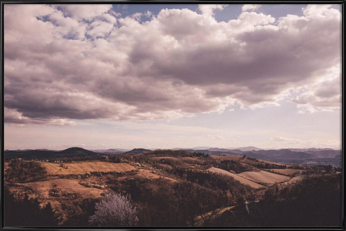 Bologna 3 Framed Poster