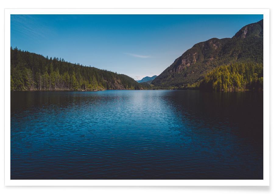 Ozeane, Meere & Seen, Canada 4 -Poster