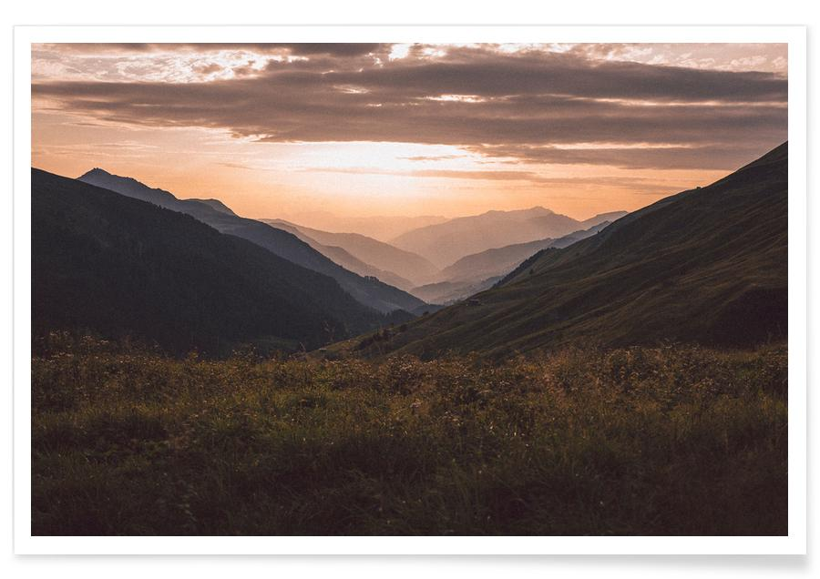 Berge, Sapün 3 -Poster