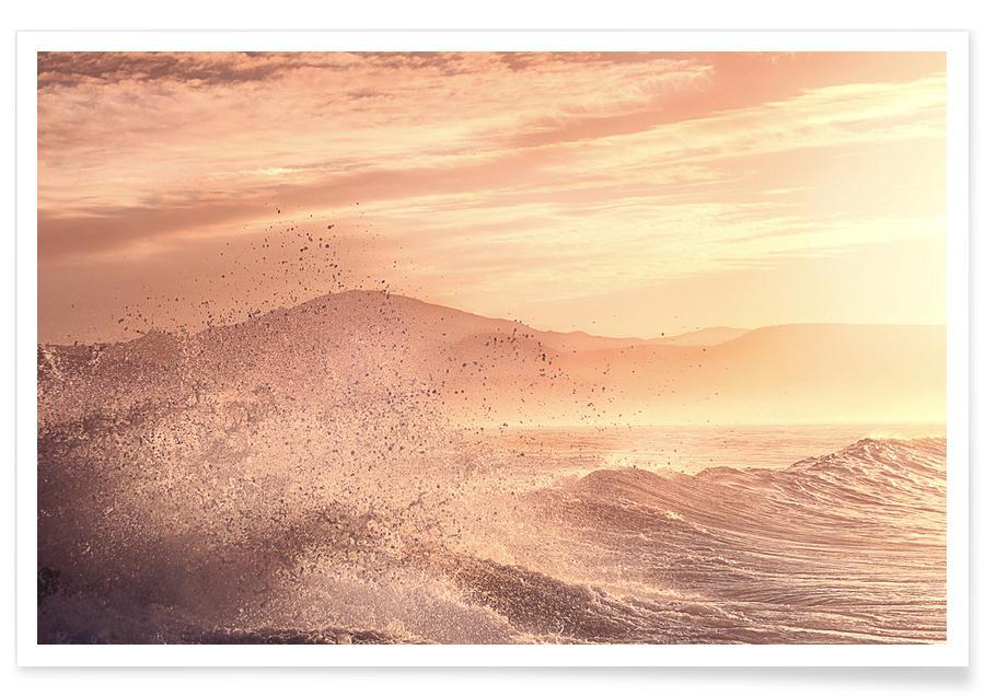 Océans, mers & lacs, Impact x Anchor Point affiche