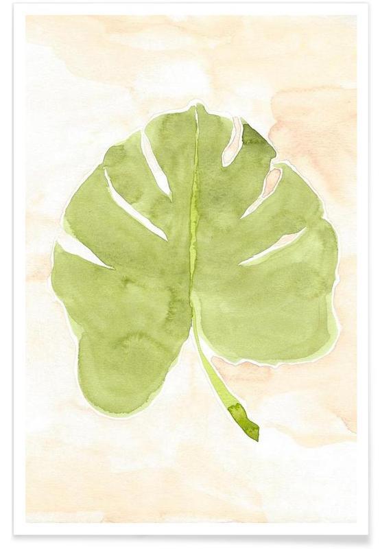 Blätter & Pflanzen, Palm VI -Poster