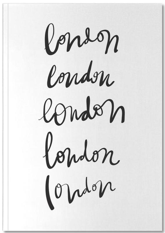 Black & White, London, London Notebook