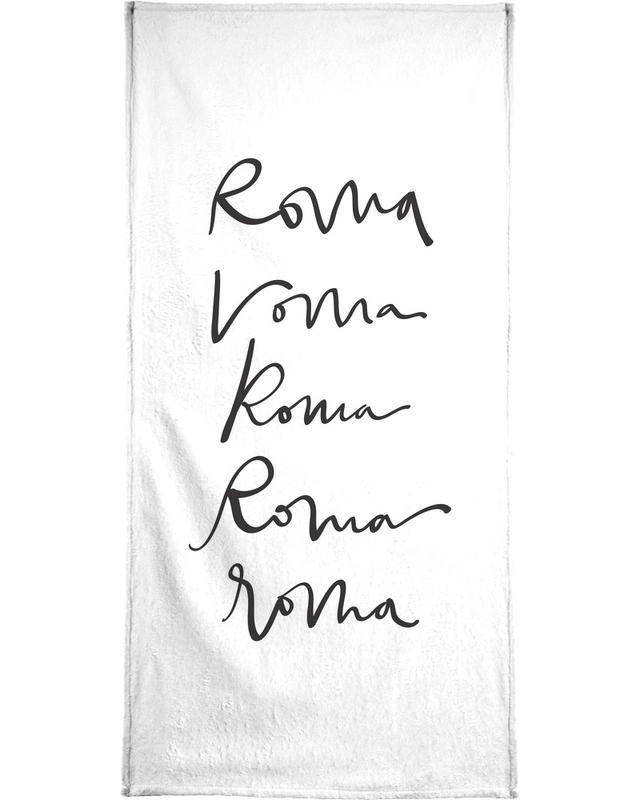 Rome Bath Towel