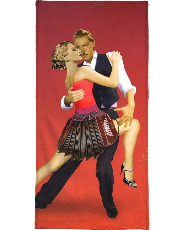 Tango -Handtuch