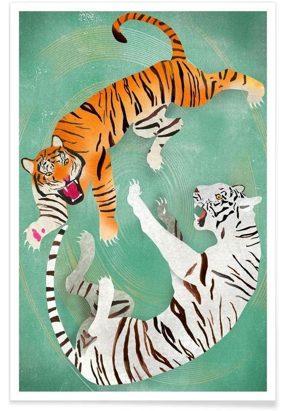 Tijgers, Tigers poster