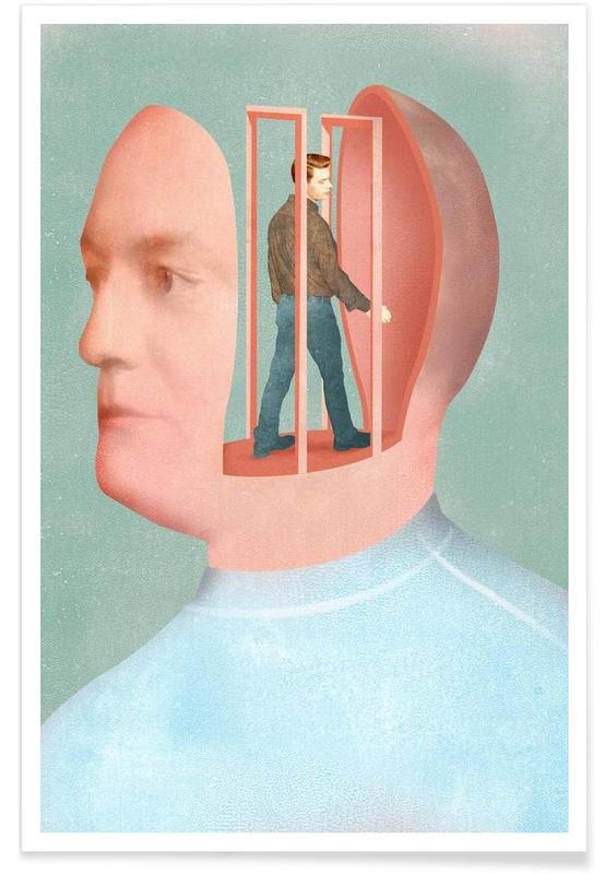 , Inside Head poster