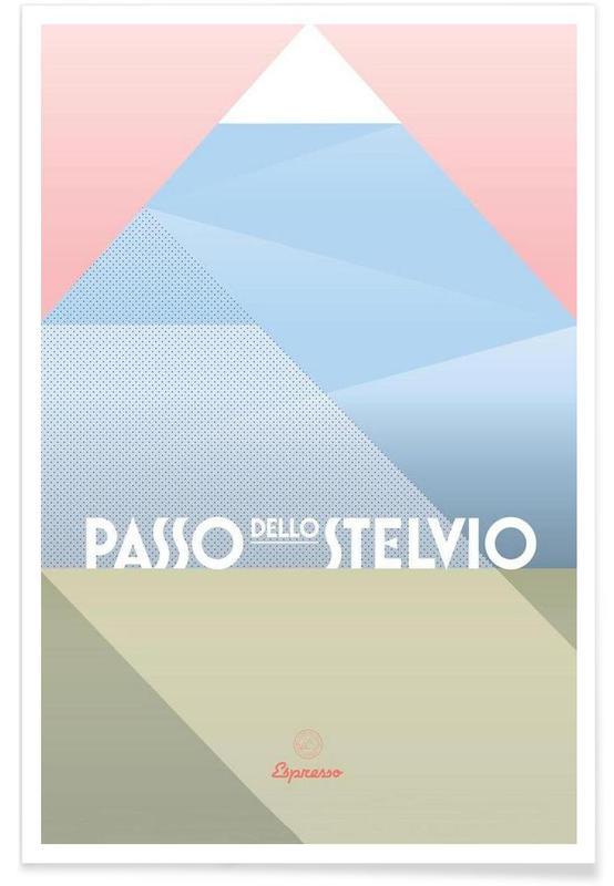 Wielersport, Passo dello Stevio II poster