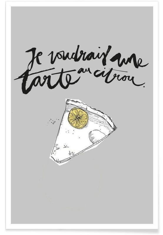 Tarte poster