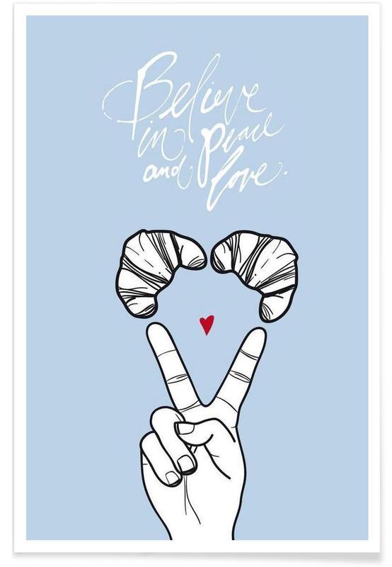 , Pray Paris affiche