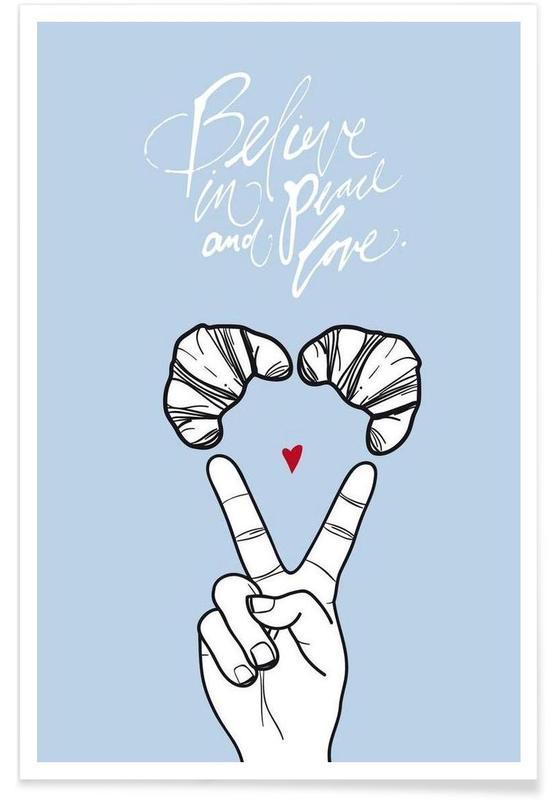, Pray Paris poster