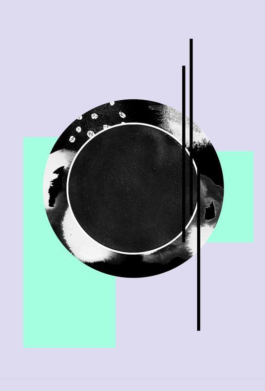 Black Matter -Alubild