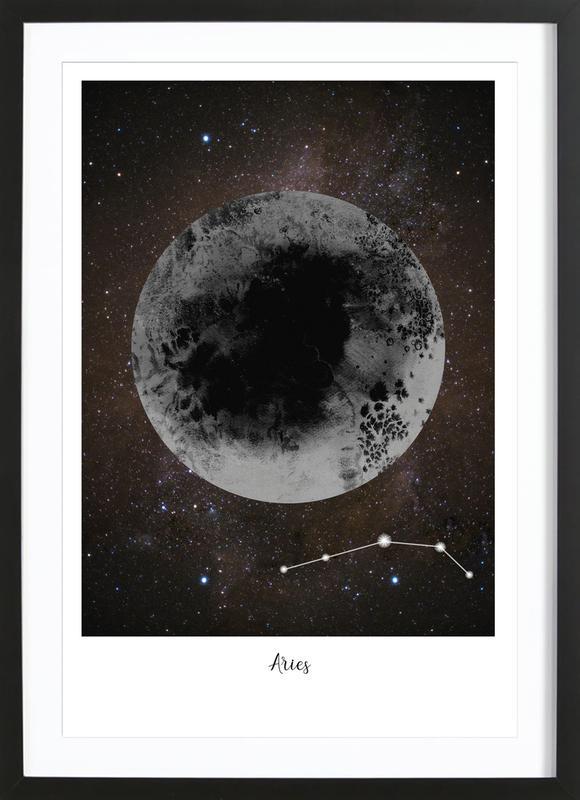 Zodiac Aries Framed Print