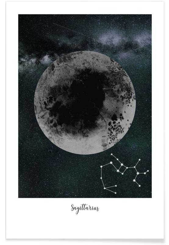 Zodiac Sagittarius poster