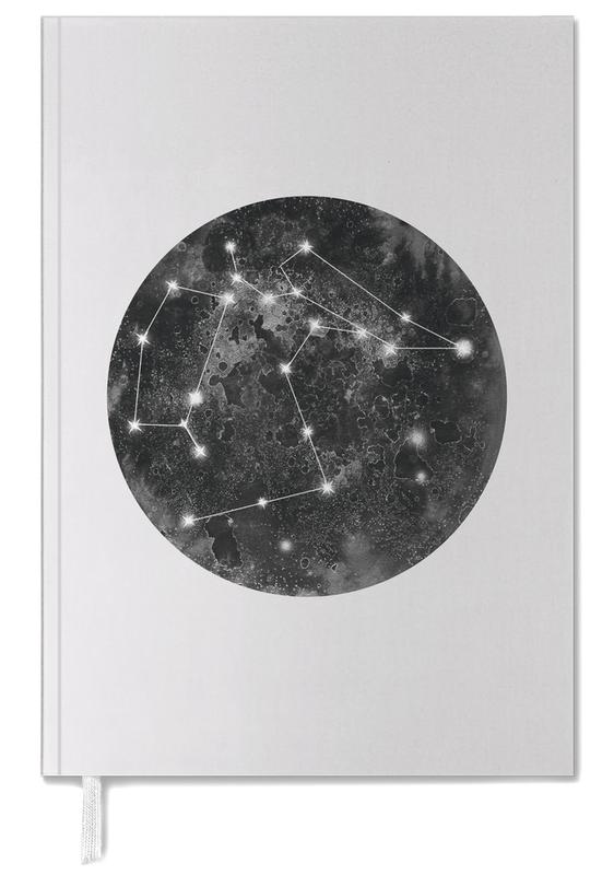 Constellation Grey Personal Planner