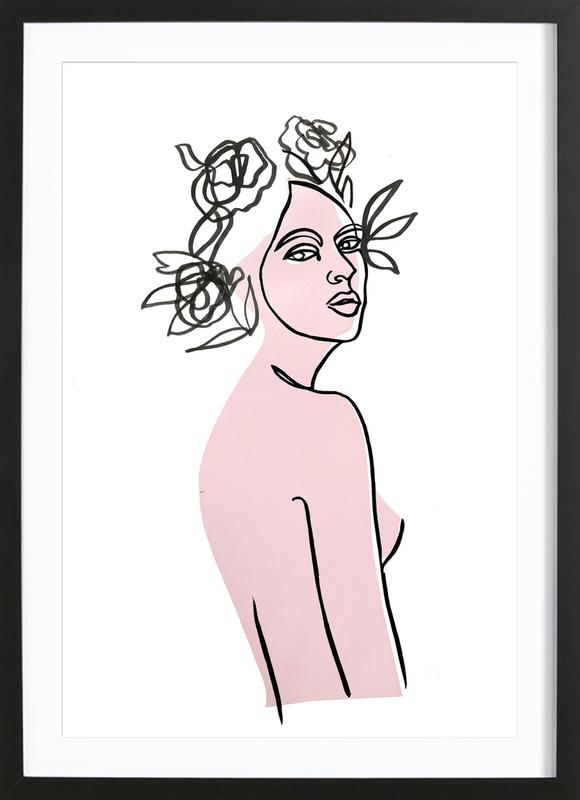 Gwendolyn Framed Print
