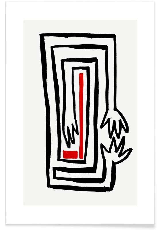 , Hands 3 poster