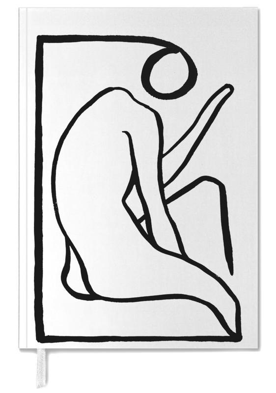 Akte, Schwarz & Weiß, Nude 10 -Terminplaner