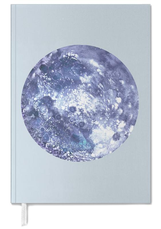 Earth blue Personal Planner
