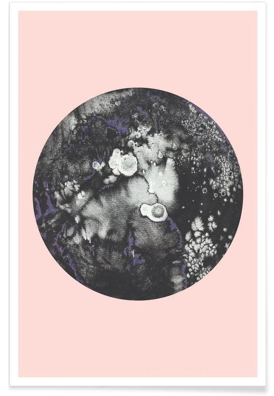 , Mercury Pink poster